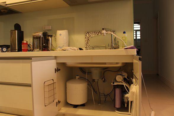 因為很多因素....所以網友的安麗淨水器還是只能繼續放在桌上...