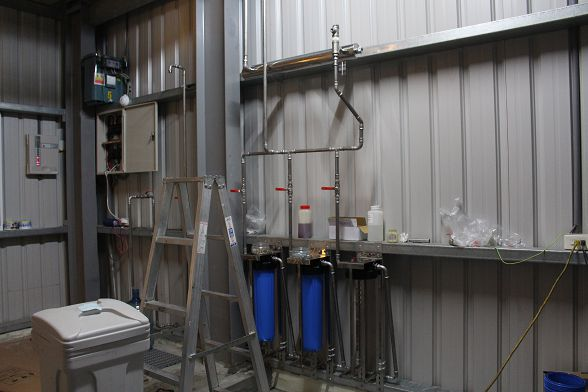 桶裝水廠建置工程