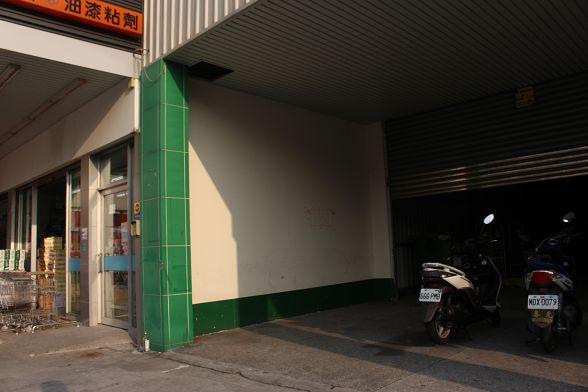 一面牆可以做什麼?做廣告出租不如做間加水站!
