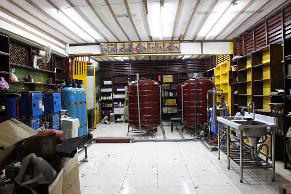 瓶裝水過濾設備整廠輸出建置規畫
