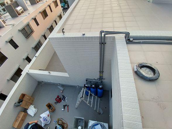 大金剛全戶式過濾器-全屋軟水設備-小伍淨水-屏東 (2)