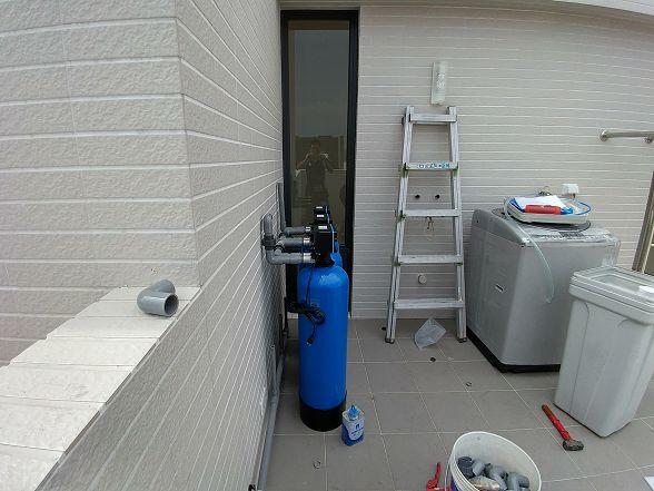 大金剛全戶式過濾器-全屋軟水設備-小伍淨水-屏東 (57)