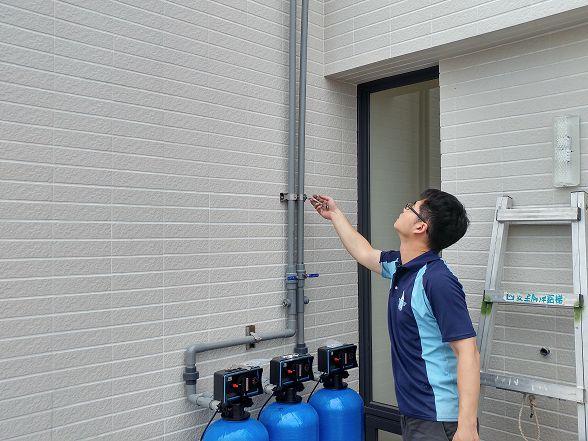 大金剛全戶式過濾器-全屋軟水設備-小伍淨水-屏東 (60)