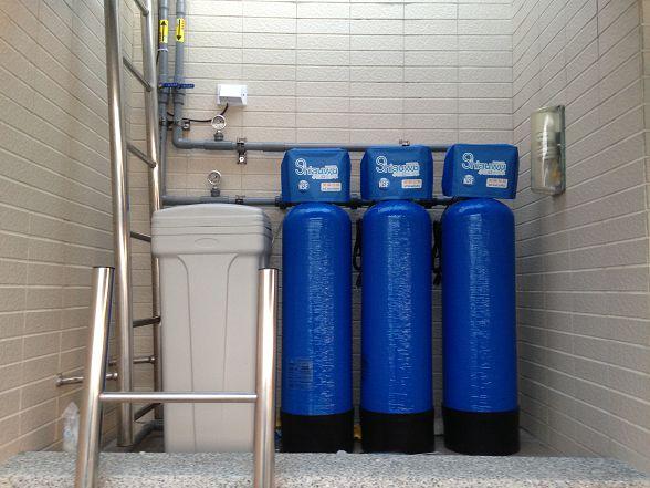 105年3月份完工-全戶軟水設備