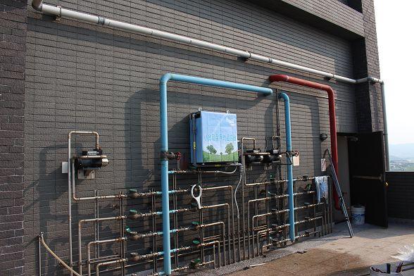 小金剛全戶式過濾器-全屋淨水 於105-05完工