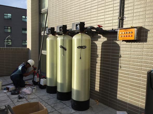乾杯燒肉中央廚房淨水設備建置工程-2016-09第一階段工程