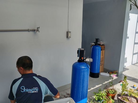 大金剛全戶式過濾器(水塔過濾器)安裝分享-南投-小伍淨水 (37)