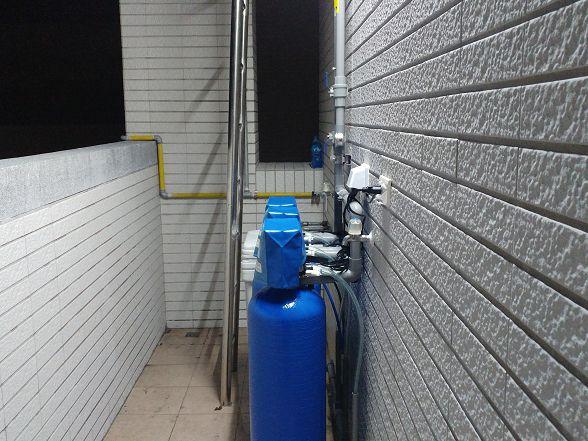 大金剛全戶式過濾器(全戶軟水)安裝分享-斗六-小伍淨水 (32)