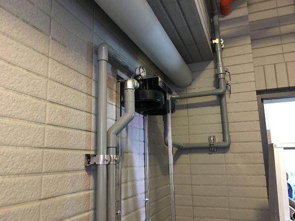 [安裝實績]大金剛全戶式過濾器-進階版-小伍淨水-台中市旱溪路 (28)