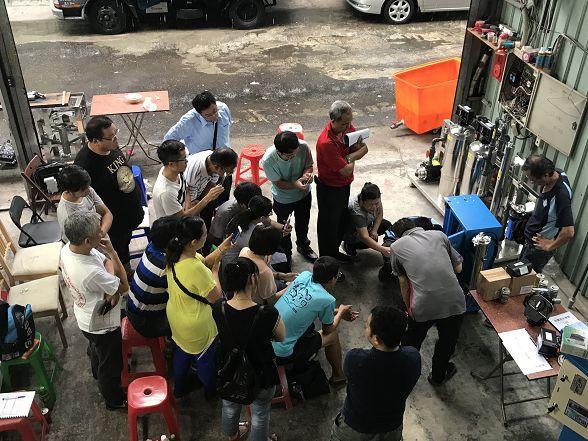 台灣加水聯盟加水站連鎖-106年度全國教育訓練大會 (8)