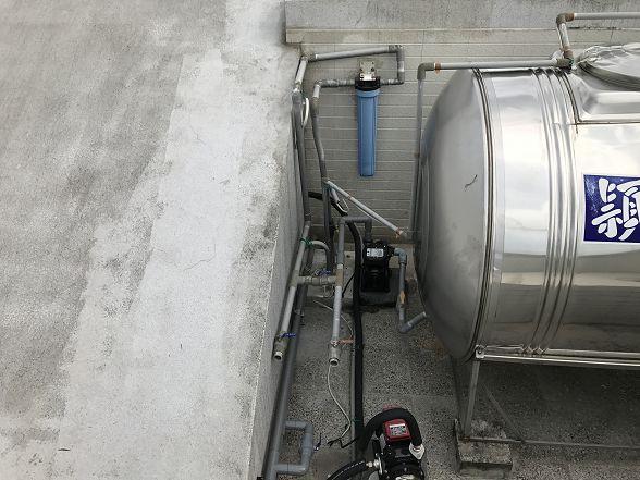 大金剛全戶式過濾器-全戶軟水-善化-小伍淨水 (5)