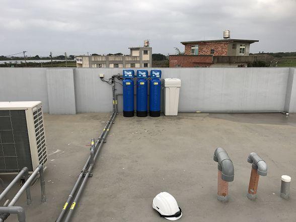 大金剛全戶式過濾器-全屋軟水-安裝分享-新竹-湖口 (20)
