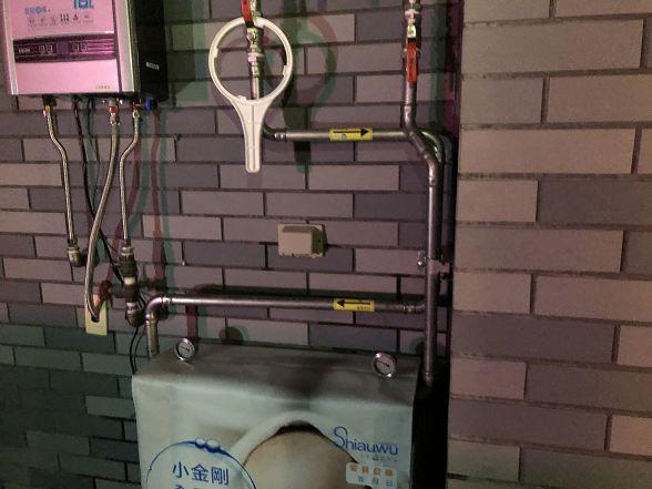 小金剛全戶式過濾器-全屋淨水器-南港-小伍淨水 (33)
