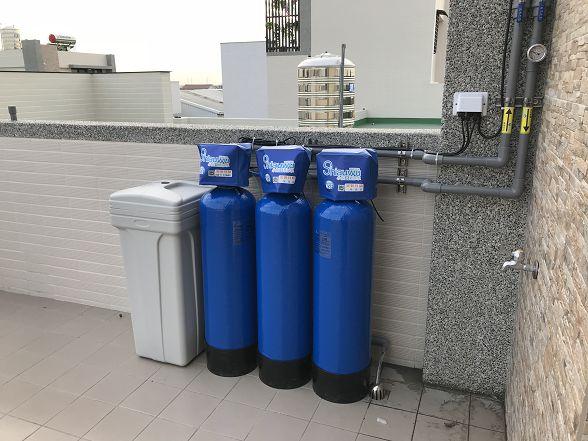 大金剛全戶式軟水系統-全屋淨水-台南市柳營區-小伍淨水 (70)