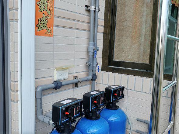 大金剛全戶式軟水-全戶淨水器-安裝分享-高雄-左營-小伍淨水 (42)