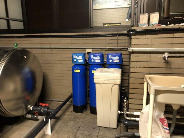 大金剛全戶淨水器-全戶軟水-安裝分享-林口-小伍淨水 (45)