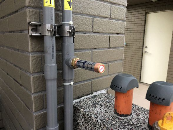 現在我們的大金剛產品除了可以把水過濾乾淨之外還會保護您家中的水管!!