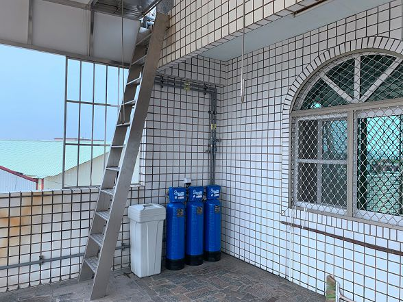 2019-04完工於台南市新化區