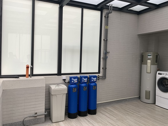 2019-05完工於台南市永康區