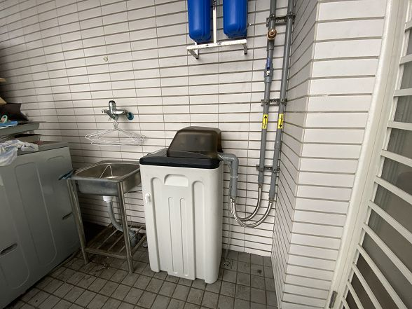 大金剛全戶式過濾器(全戶軟水)安裝-竹北-小伍淨水 (25)
