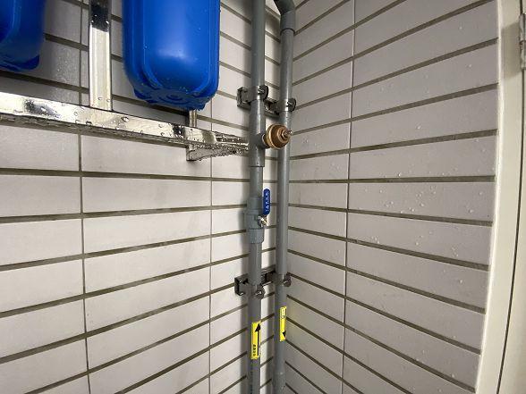 大金剛全戶式過濾器(全戶軟水)安裝-竹北-小伍淨水 (32)