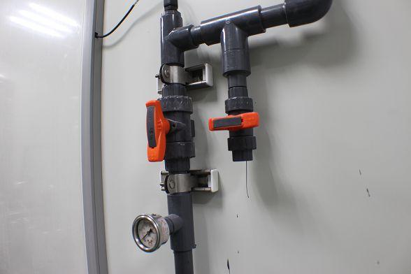 這是超純水與純水專用的冷水管